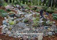 "Excelsior Mn.pondless waterfall ""after"" photo"
