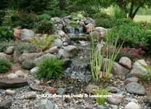 Photo of Pondless waterfall in Stillwater MN.